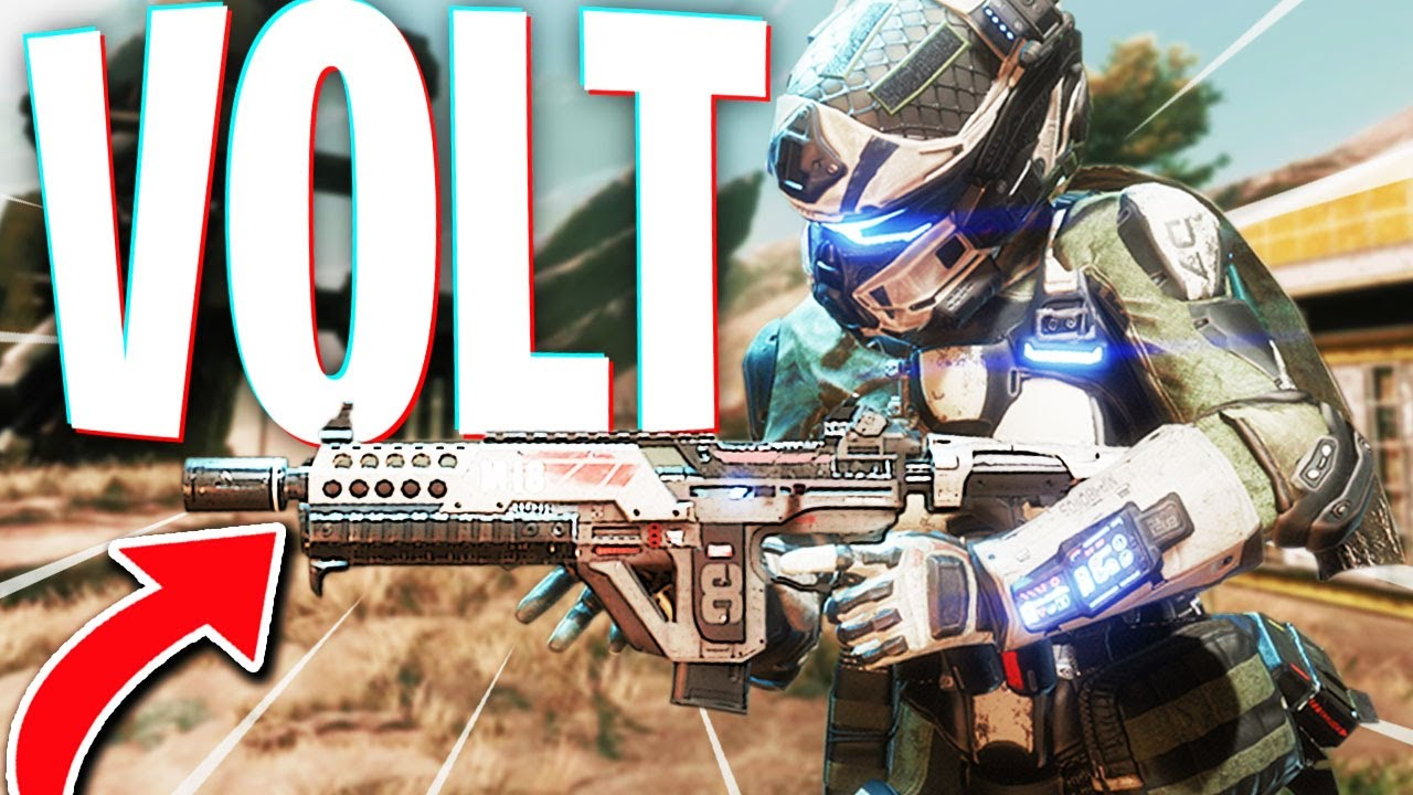 This is the NEW Volt SMG Coming to Apex Legends! - PS4 Titanfall 2 + Apex Legends