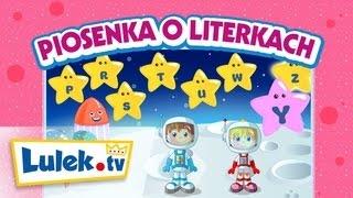ALFABET I Piosenka o literkach dla dzieci I Lulek.tv