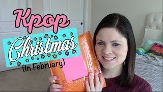 Kpop Christmas in February!! (A Gift from Zafer7Love)