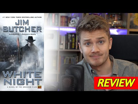 White Night - DRESDEN REVIEW