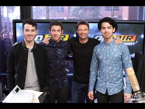 Jonas Brothers On Air with Ryan Seacrest