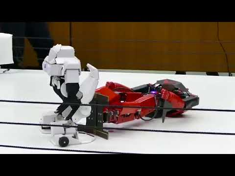 Thumbnail: Ozzy Man Reviews: Robot Fighting League