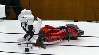 Ozzy Man Reviews: Robot Fighting League
