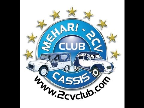 visite 2cv mehari club cassis 2011 youtube. Black Bedroom Furniture Sets. Home Design Ideas