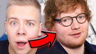 Ed Sheeran's ECHTE STIMME (OHNE AUTOTUNE) 😱