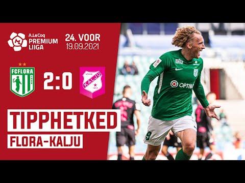 Flora Tallinn Nomme Kalju Goals And Highlights