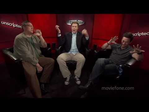 'The Other Guys'  Unscripted  Will Ferrell, Mark Wahlberg, Adam McKay
