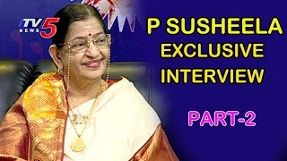 p-susheela-exclusive-interview-life-is-beautiful-part2-tv5-news