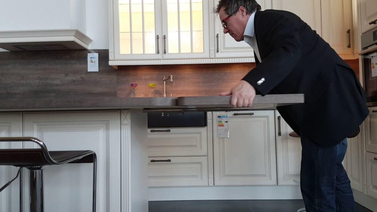 Tischplatten Verlängerung