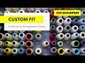 Custom Fit Solutions for the Apparel Industry - SSI SCHAEFER Fashion Market Sector