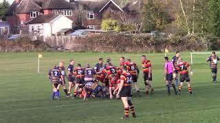 Ashford Rugby Club - Ashford Vets 5 v 36 Thanet Vets