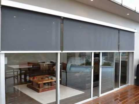 External Blind Systems By Helioscreen Australia Youtube