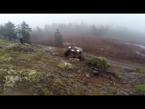 BC Wheeling: The Jalopy's maiden voyage