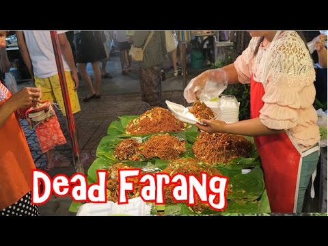 BANZAAN NIGHT MARKET, THAI FOOD THAILAND