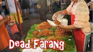 BANZAAN NIGHT MARKET, THAI FOOD THAILAND