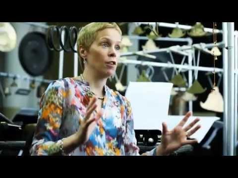 "Augusta Read Thomas interview - ""Resounding Earth"""