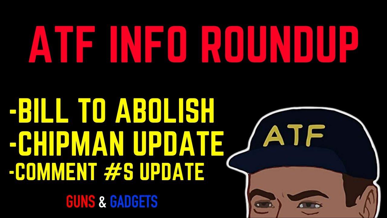ATF Info Roundup
