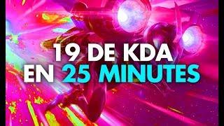 19 DE KDA EN 25MINUTES - Kai'sa ADC
