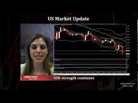 USD strength continues  | 11.02.2019
