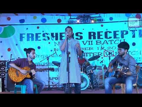 Dhulabali - Ashes II Live Song || NITER Freshers 2017