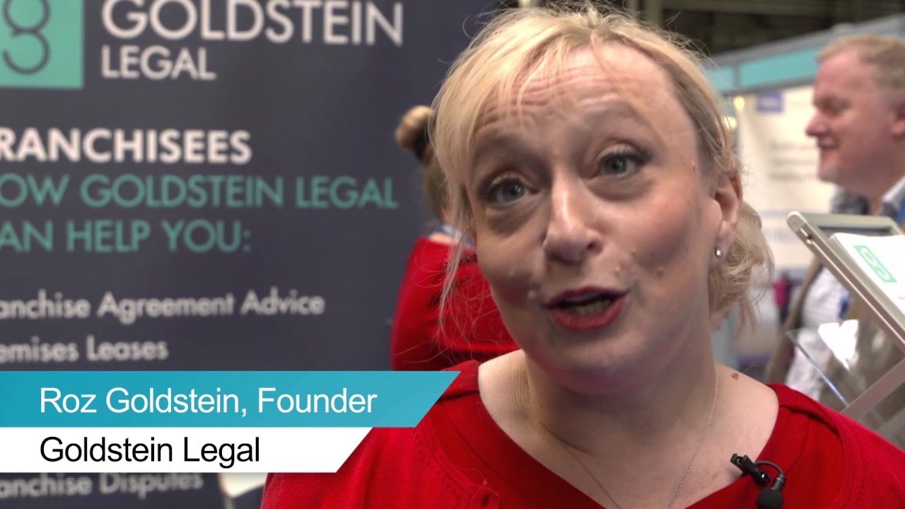 interview roz goldstein national franchise exhibition at the interview roz goldstein national franchise exhibition at the nec birmingham 2015