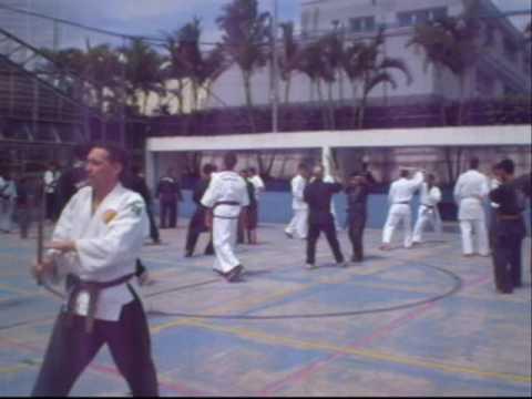 Congresso Nacional de Hapkido/parte 1