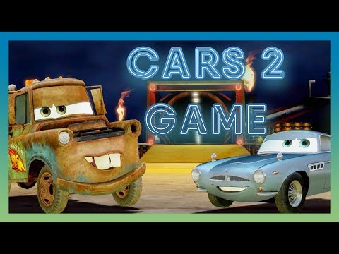 Cars 2 the video game gameplay - Cars 2 the game best arcade racing