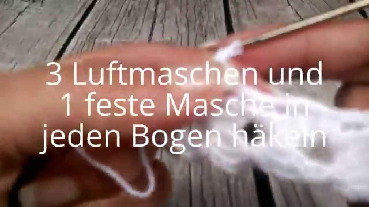 Anleitung Armband Häkeln Youtube