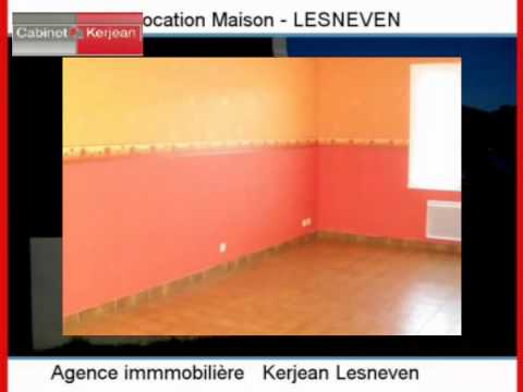 Location Maison Lesneven 29260 114 M2 Youtube