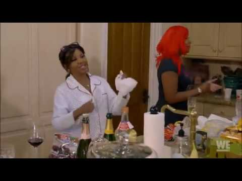 "Braxton Family Values : ""Cheating on Me in These Streets"" Song"