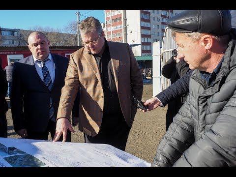 Губернатор Ставрополья проинспектировал строительство путепровода в Невинномысске