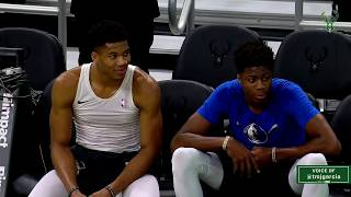 Bucks Courtside Live | 1/21/19 | Tune in on Fox Sports Wisconsin at 1:00pm
