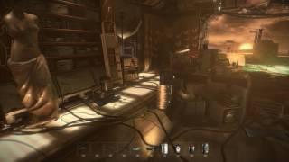 Deus Ex -  Mankind Divided. Full overclock result.
