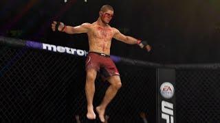 МЯСОРУБКА от ХАБИБА и других БОЙЦОВ в ТОП 10 UFC 3 НОКАУТЫ UFC 238