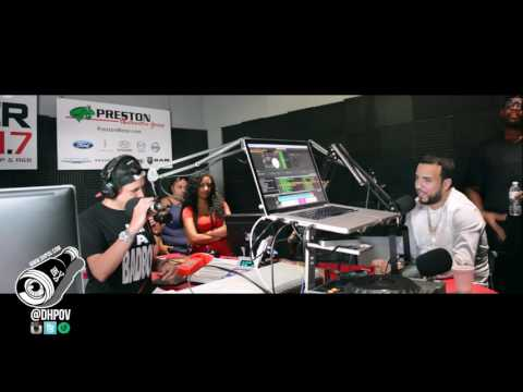 Power 101.7 French Montana Interview