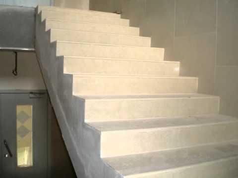 Ступени лестница керамогранит облицовка
