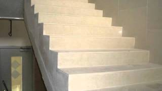 Ступени лестница керамогранит облицовка(, 2011-06-11T21:16:39.000Z)