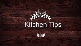 ಸುಲಭವಾದ ಅಡುಗೆಮನೆ ಟಿಪ್ಸ್  easy Kitchen tips by sharon adugegalu