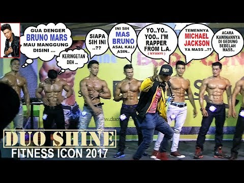 Duo Shine Fitness Icon DMall Depok 03 Des'17 Mix Icon Big 10 part 01 - All Contestant Mp3