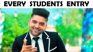 Student's Entry On Punjabi Style Punjabi Song Vine