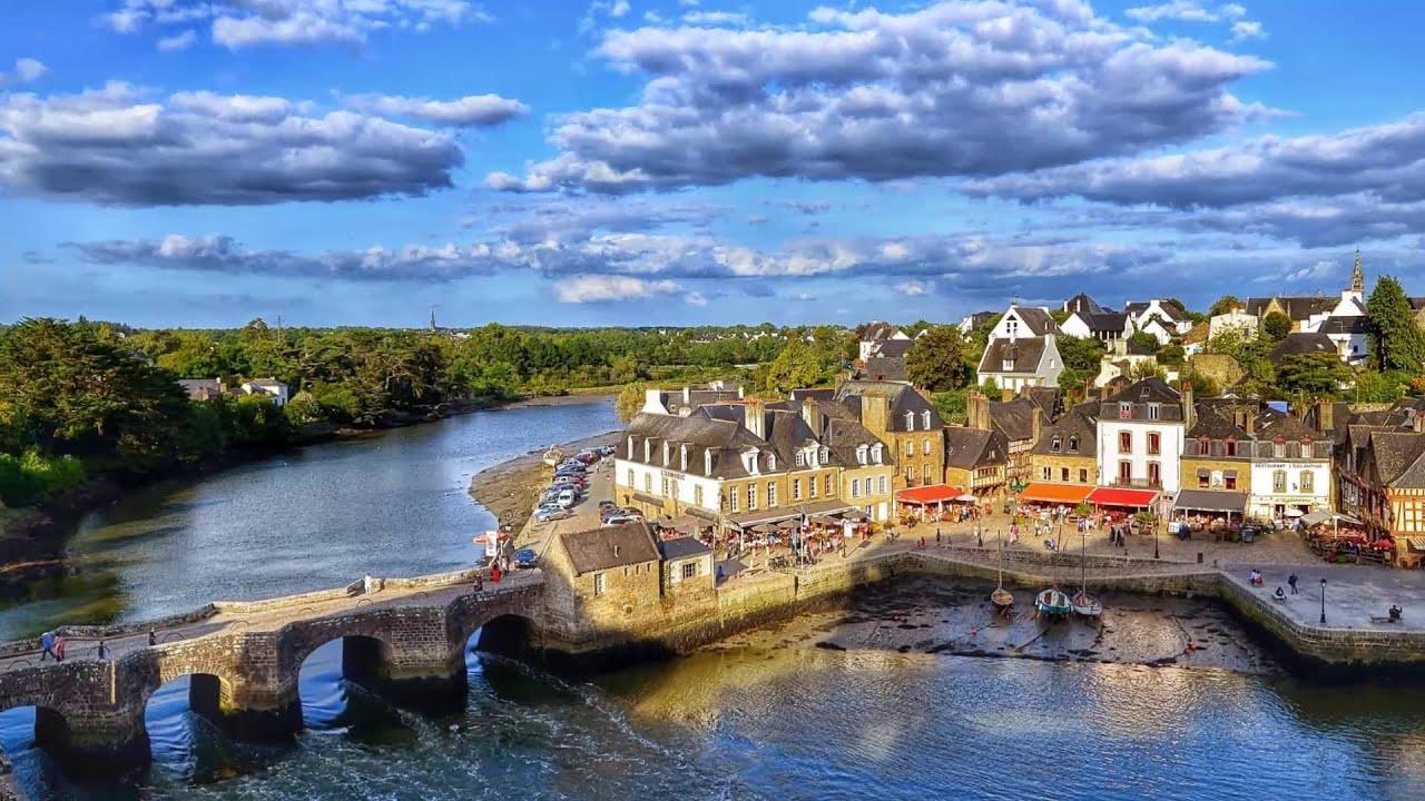 Bretagne le morbihan port saint goustan youtube - Comptoir metallurgique de bretagne vannes ...