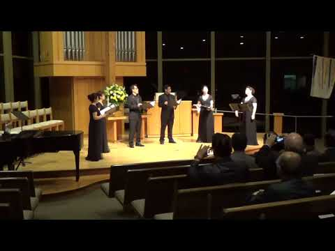 Atlanta Chamber Singers 2017 제6회 정기연주회