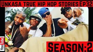 EP32 UNKASA TRUE HIP HOP STORIES MEETING @The Real Gully Tv