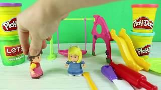 Play Doh Oyun Hamurları İle Neler Yaptık? Eğitici Videolar