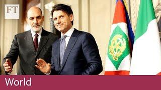 Giuseppe Conte to be next Italian prime minister