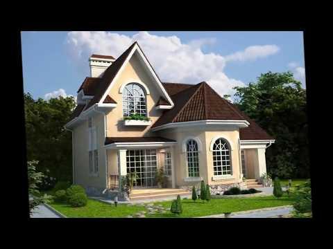 Самые красивые частные  дома  Фото