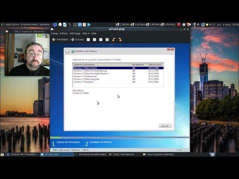 Ms Windows 7 Starter Edition L Ancetre De Ms Windows 10 S Youtube