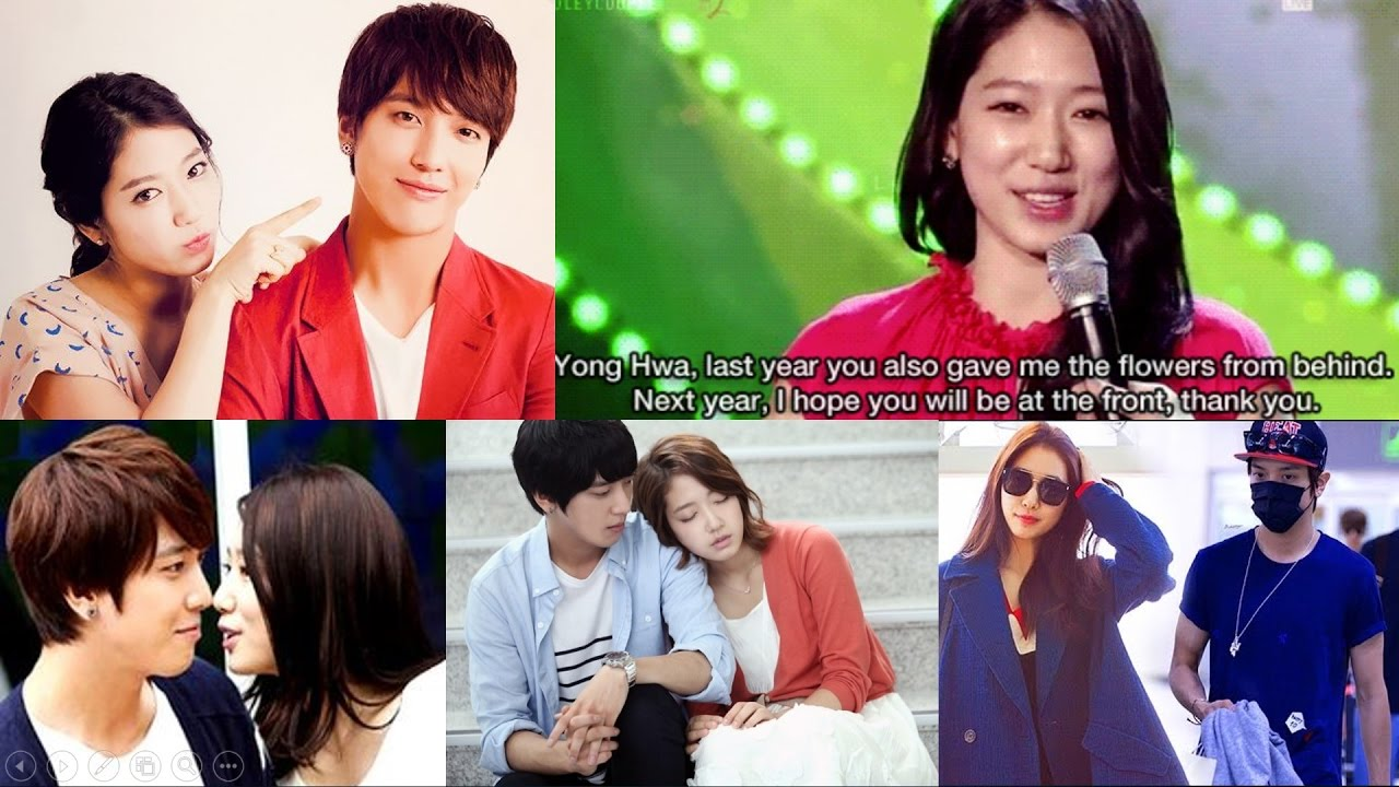 park shin hye and jung yong hwa relationship advice