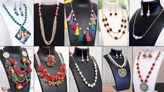 30 Creative Handmade Necklace Ideas !!! Jewelry Making at Home