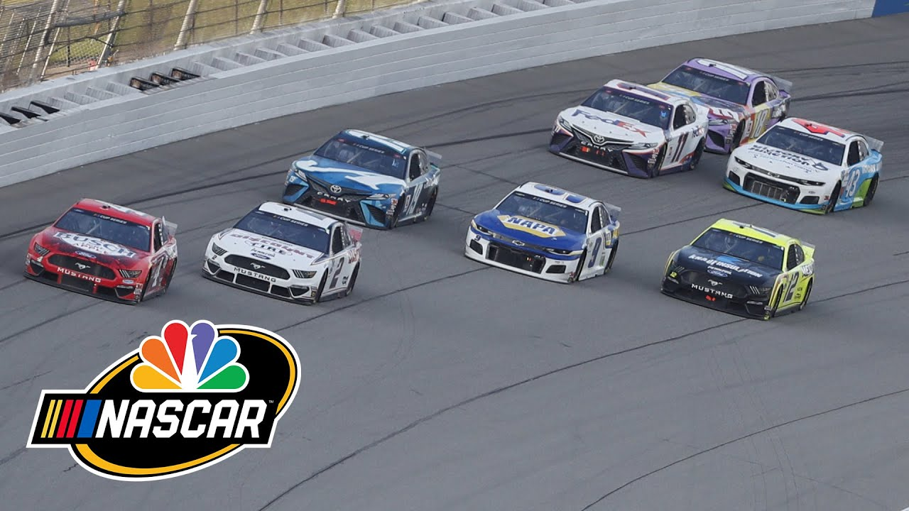 NASCAR Cup Series Firekeepers Casino 400   EXTENDED HIGHLIGHTS   8/8/20   Motorsports on NBC